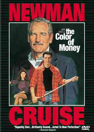 COLOR OF MONEY BY NEWMAN,PAUL (DVD)